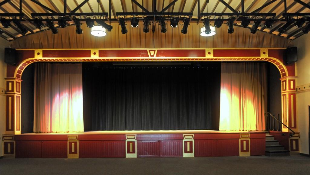 Proscenium Arch Room Design